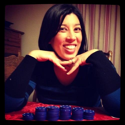 Marissa-Huber-Playing-Poker