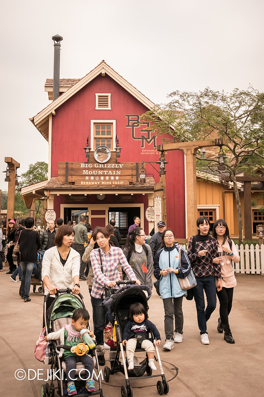 Entrance to BGM