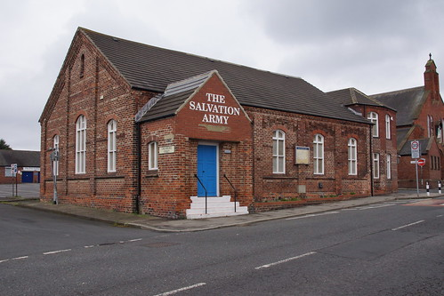 Salvation Army, Thornaby