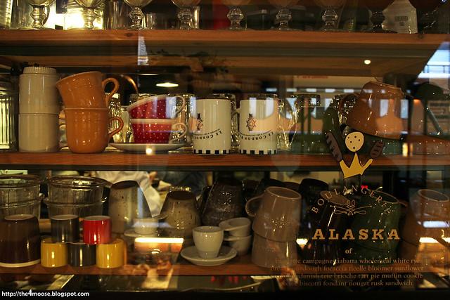 Le Alaska - Cups and Plates