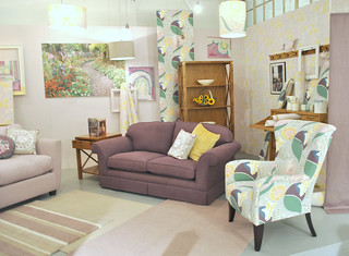 Laura Ashley Spring 2013 Press show