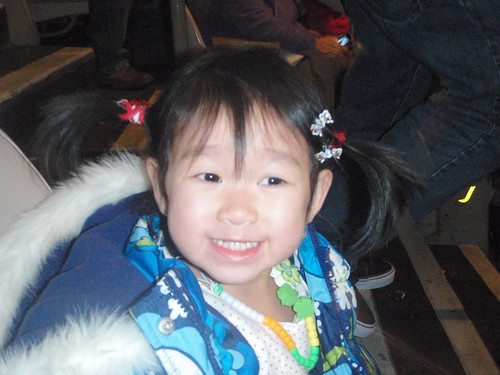 January 4 2013 Disney on Ice Dare to Dream Aiva's early 3rd bday surprise (1) by gummychild