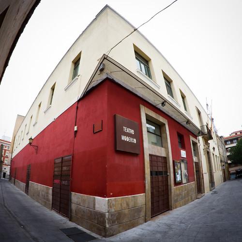 Teatro moderno III