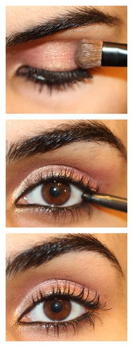 Fast Makeup Look