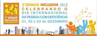 VIRADA INCLUSIVA 2012