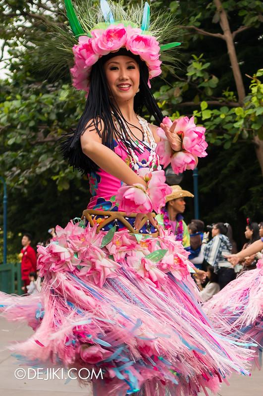 Hangin' Ten and Ridin' High - Hawaiian Dancer
