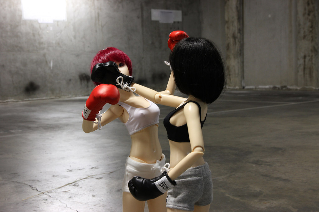 Girl's Fight Club 10