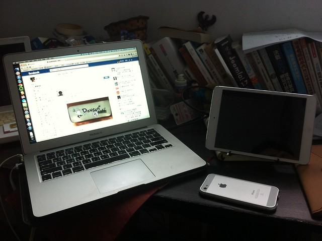 "Macbook Air 13"",iPad mini,iPhone5"