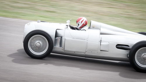 2012 Goodwood Revival: Auto Union Typ A by 8w6thgear