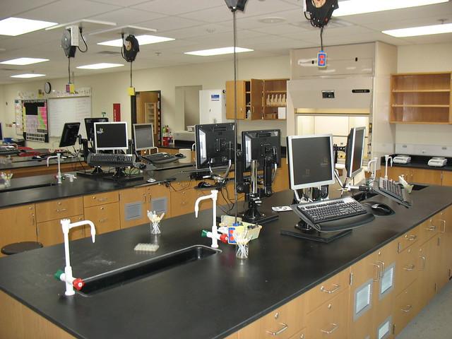 high school chemistry lab reports