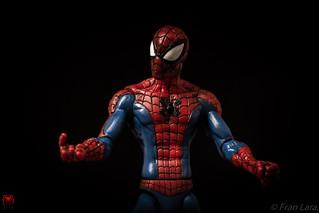 Semana 49/52 telarañas : Spiderman