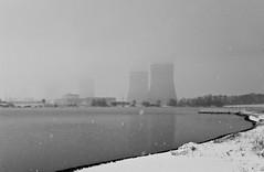 Lac du Mirgenbach et Centrale nucléaire de Cattenom