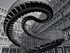 Oddity of a Staircase