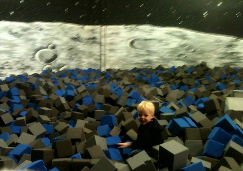 Loving the moon pit