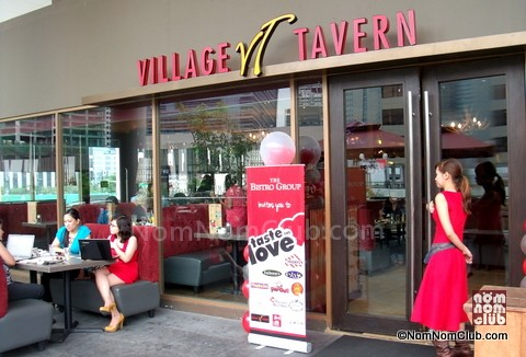 Village Tavern Bonifacio High Street Philippines