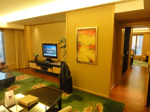 Our suite in the Galaxy Macau