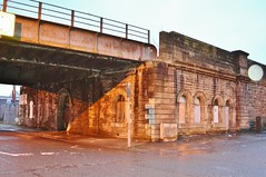 Whiteinch Riverside Railway Station