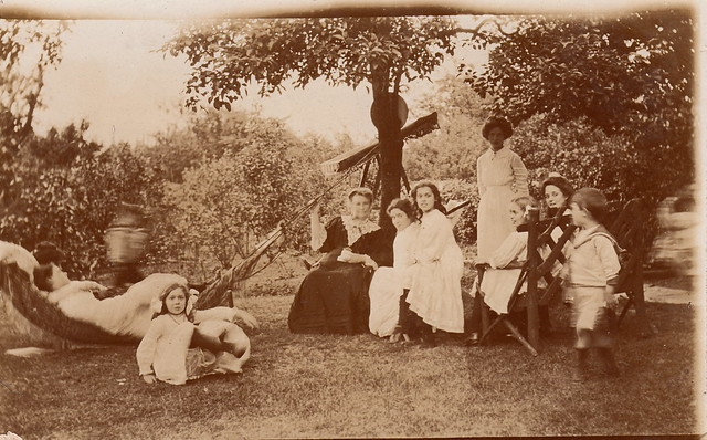 Edwardian family (undated)