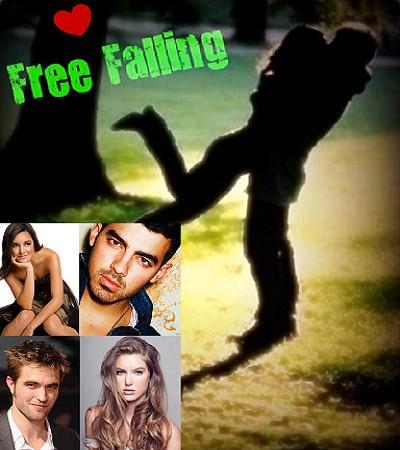 Free Falling Banner