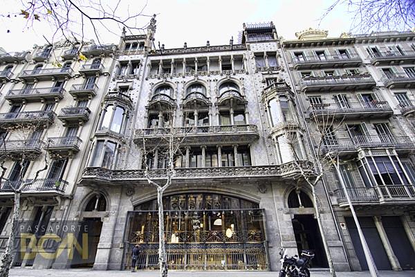 Casa Thomas, Barcelona