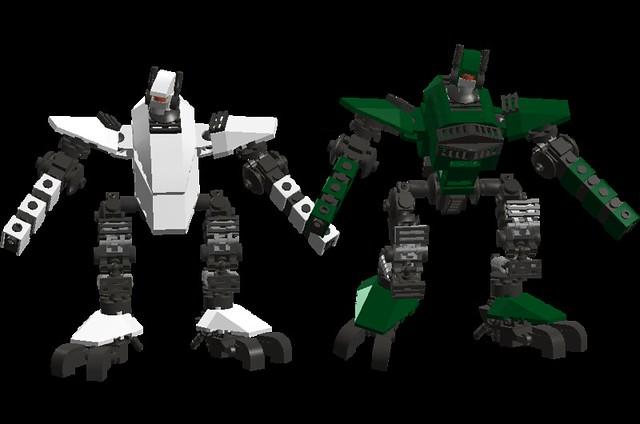 z green compare