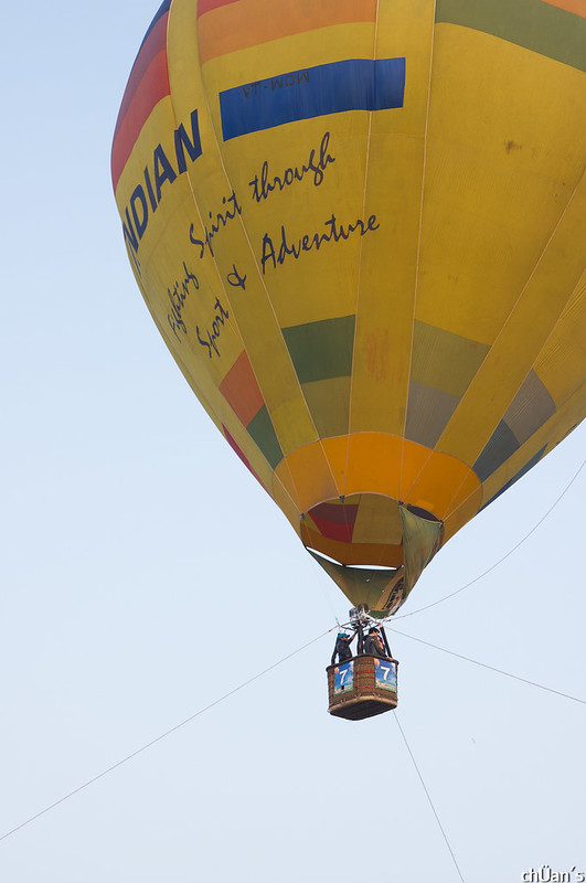 2013台南冬季熱氣球嘉年華