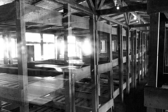 Sachsenhausen barracks