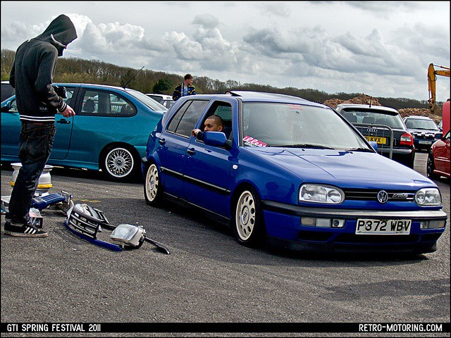 Just another mk4 golf among the 1000's 8434362197_09657280b8_z