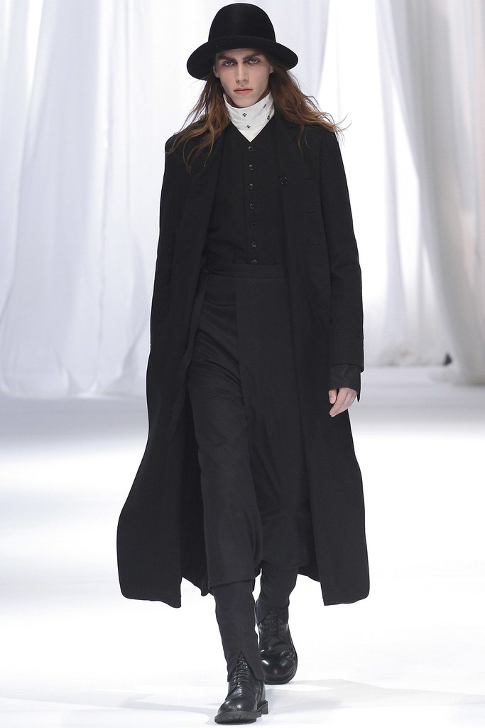 FW13 Paris Ann Demeulemeester012_Harry Curran(GQ.com)