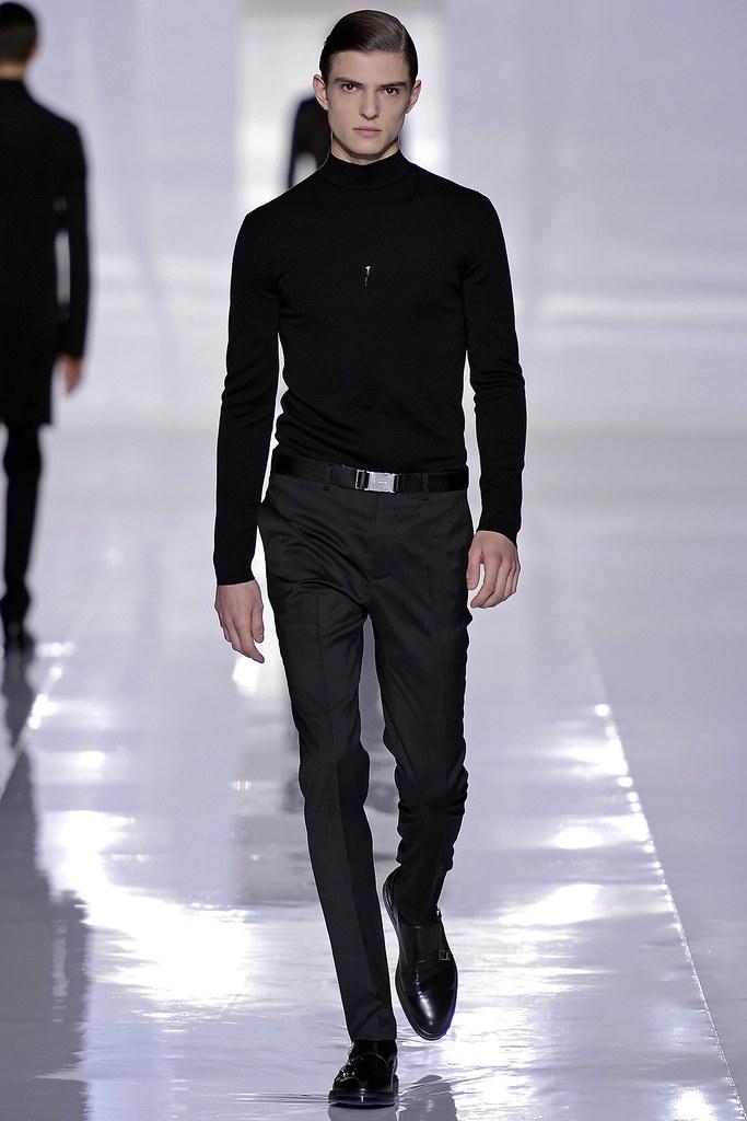 FW13 Paris Dior Homme012_Guerrino Santulliana(GQ.com)