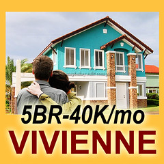 HOUSE IN DAANG HARI Area For Sale near ALABANG @ Bellefort Estates VIVIENNE