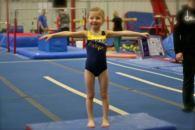 Gym Tots Level 2 - Feb 3/13
