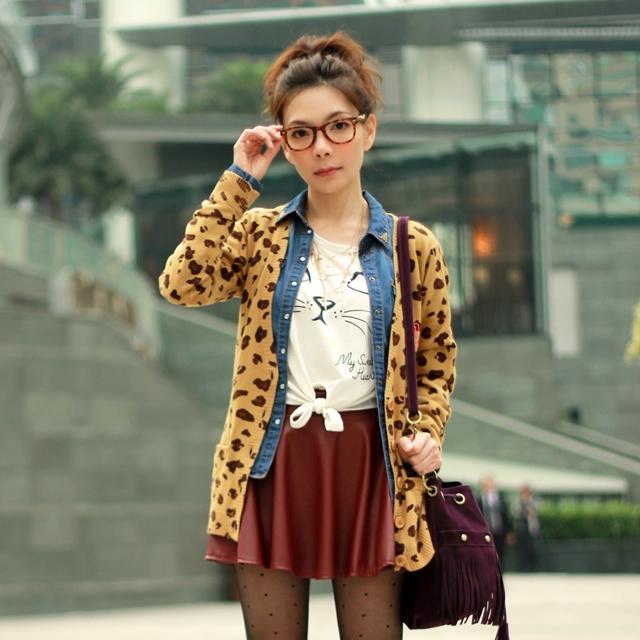 Cat & Leopard