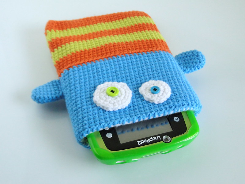 monster leap pad case