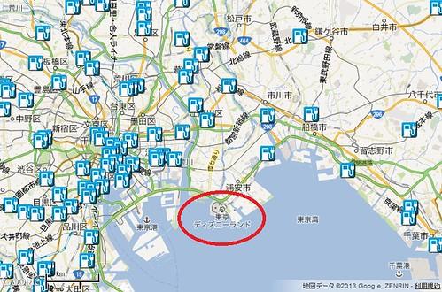 東京ディズニーリゾート周辺QC