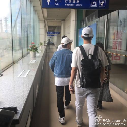 BIGBANG Arrival Harbin 2016-06-24 (4)