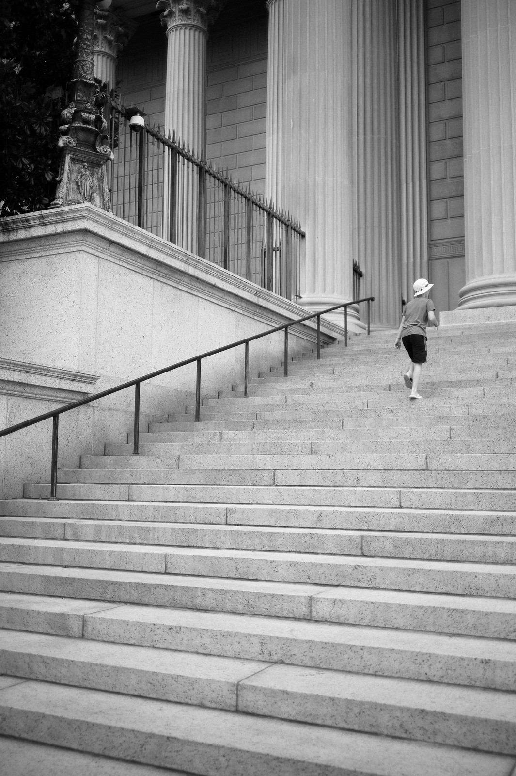 "Image titled ""Steps, National Archive."""