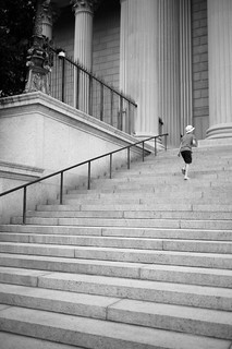 Steps, National Archive. | by Matt Benton