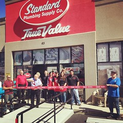 Join the #GrandOpening celebration of the newest Standard Plumbing Supply Company store this weekend in #Tooele #Utah (outside Salt Lake.) Standard Plumbing was founded in 1951 and is known for their innovative strategies including their partnership with