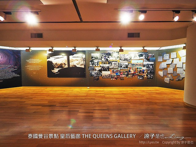 泰國曼谷景點 皇后藝廊 THE QUEENS GALLERY   48