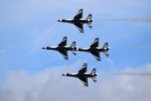 Thunderbirds Formation - 01