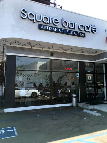 Square Bar Cafe – Kearny Mesa
