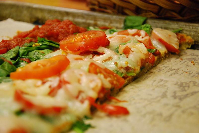 paleo style pizza