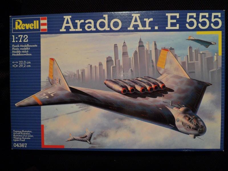 """Opération """"Kill the King"""" [ Arado Ar. E.555 Revell 1/72 ] 8259830231_188600816d_b"""