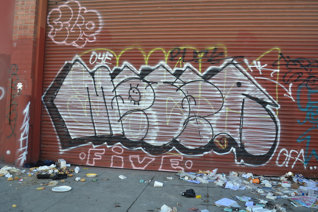METER, Graffiti, Street Art, eastbay, bayarea