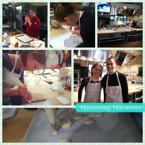 Mastering Macarons