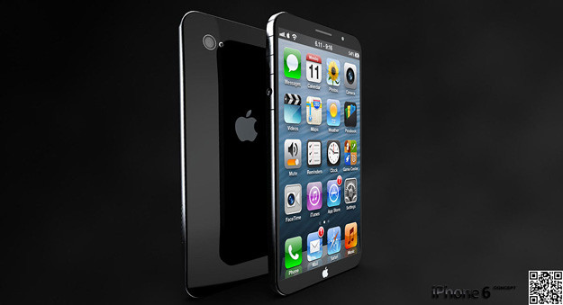 "iPhone 6 con pantalla de 4.8"" rumor"