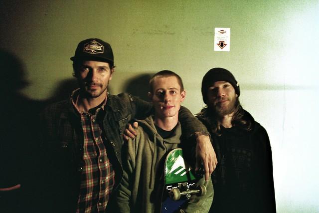 Heath Kirchart, Brandon Westgate, & Bryan Herman @ Active HQ