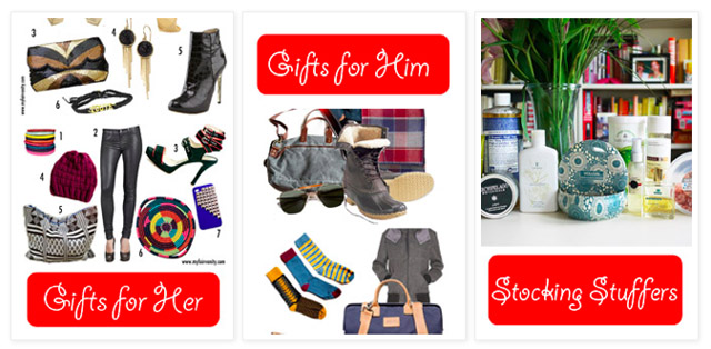 Fair Vanity Holiday Gift Guide, made in usa, eco-friendly holiday gifts, stocking stuffers