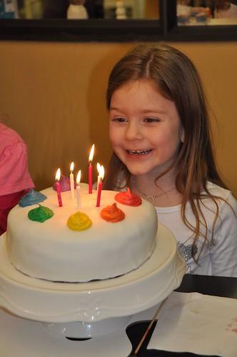 Ana's Birthday Cake